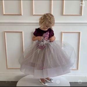 Itty Bitty Toes Tyra Dress